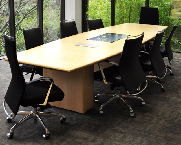 T1V Interactive Conference Table