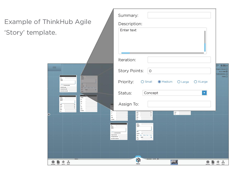 T1V ThinkHub Agile Benefits Agile Templates