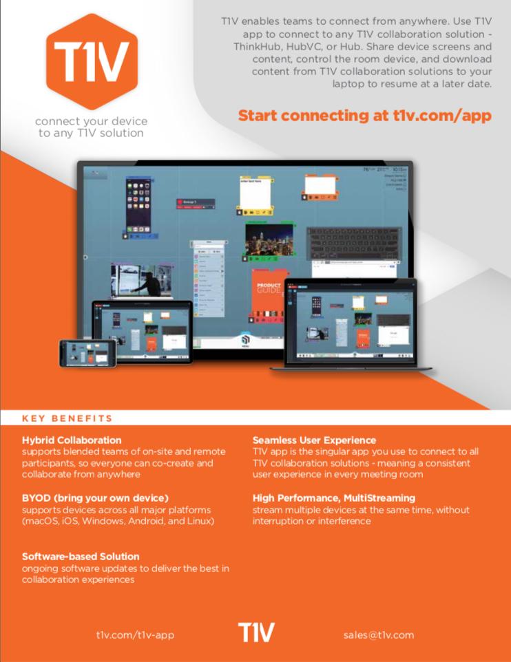 T1V App™