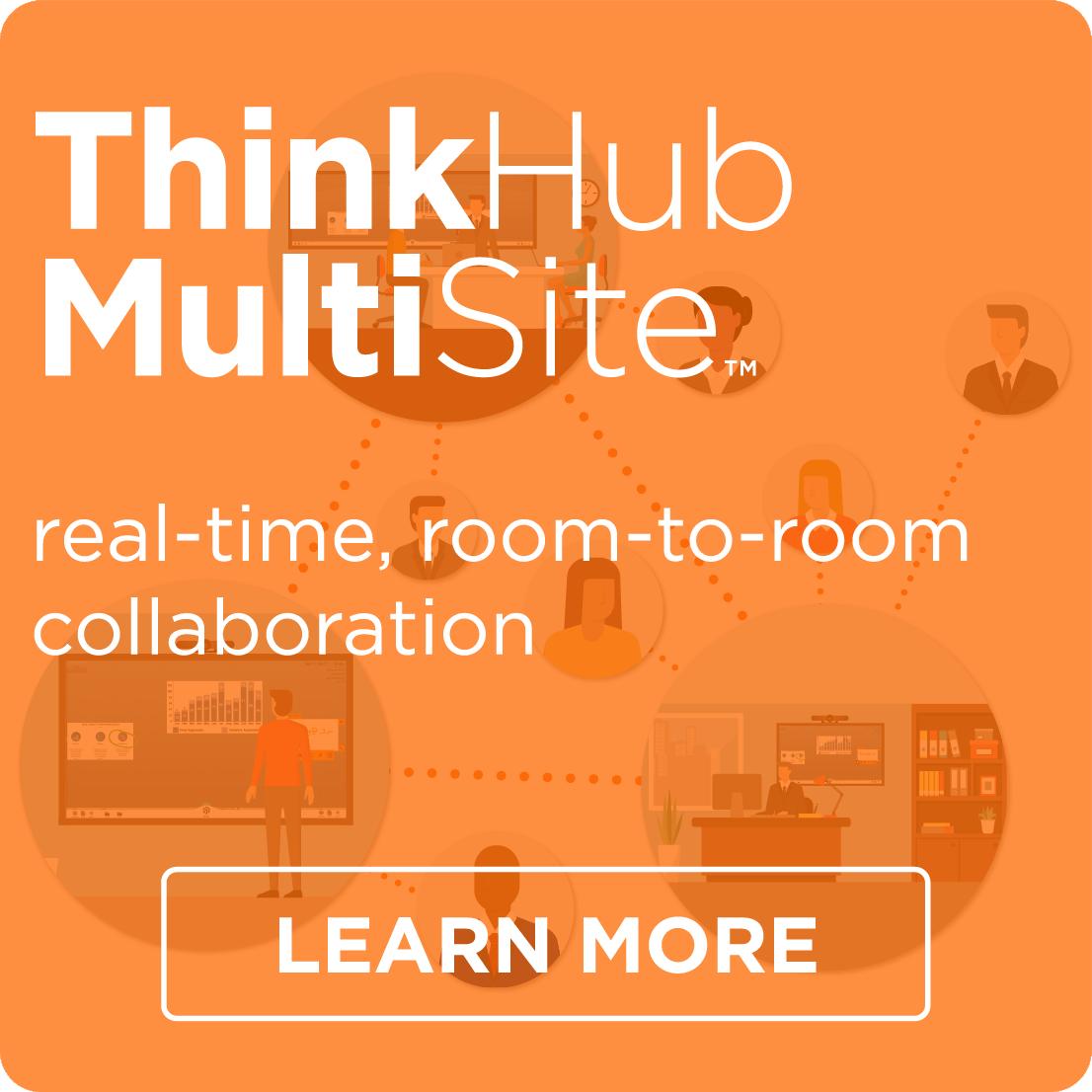 thinkhub multisite card